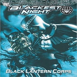 Blackest Night: Volume 1: Black Lantern CorpsBooks