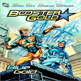 Booster Gold: Blue and GoldBooks