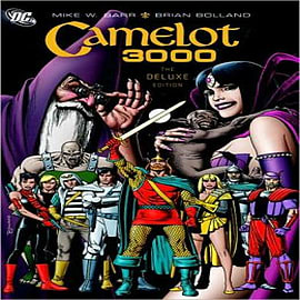 Camelot 3000 (Deluxe ed)Books