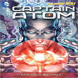 Captain Atom: Volume 1: EvolutionBooks