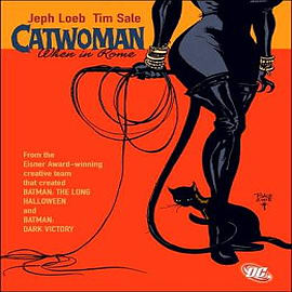 Catwoman: When in RomeBooks