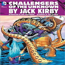 Challengers of the Unknown Omnibus by KirbyBooks