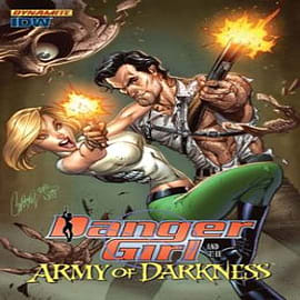 Danger Girl and the Army of DarknessBooks
