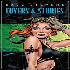 Dave Stevens' Stories & CoversBooks