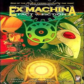 Ex Machina: Volume 3: Fact v FictionBooks