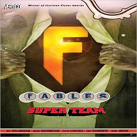 Fables: Volume 16: Super TeamBooks