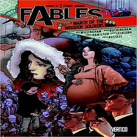 Fables: Volume 4: March of Wooden SoldiersBooks