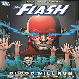 Flash: Blood Will Run (New edition)Books