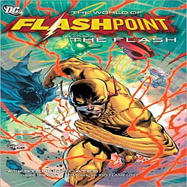 Flashpoint World of Flashpoint the FlashBooks