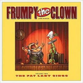 Frumpy the Clown: v. 2: Fat Lady SingsBooks