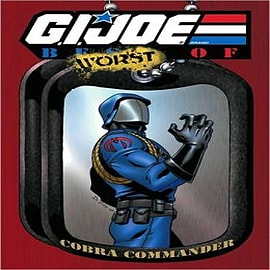 G.I. Joe: Best of Cobra CommanderBooks