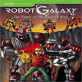 Robot Galaxy: v. 3: Power of the Seventh RingBooks