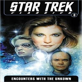 Star Trek Classics: Volume 3: Encounters with the UnknownBooks