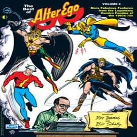 The Best of Alter Ego: Volume 2Books