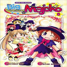 The Big Adventures of Majoko: v. 5Books