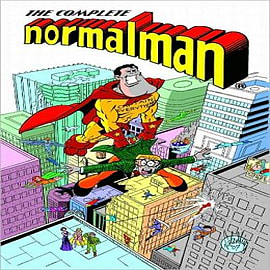 The Collected NormalmanBooks