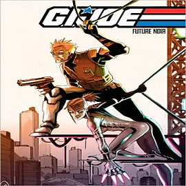 G.I. Joe: Volume 1: Future NoirBooks