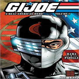 G.I. Joe: Volume 1: Real American HeroBooks