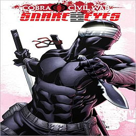 G.I. Joe: Volume 2: Snake Eyes - Cobra Civil WarBooks