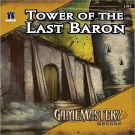 GameMastery Module: Tower of the Last BaronBooks