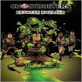 Ghostbusters: Volume 3: Haunted AmericaBooks