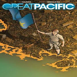 Great Pacific: Volume 1: Trashed!Books