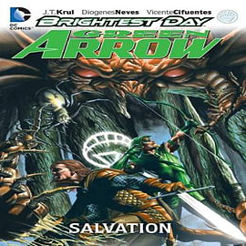 Green Arrow: SalvationBooks