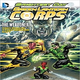 Green Lantern Corps: The WeaponerBooks