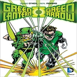 Green Lantern/Green ArrowBooks
