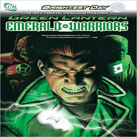 Green Lantern: Vol. 1: Emerald WarriorsBooks