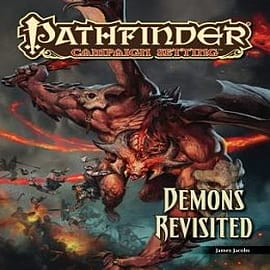 Pathfinder Campaign Setting: Demons RevisitedBooks