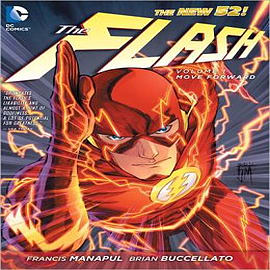 The Flash Volume 1: Move Forward TP (The New 52)Books