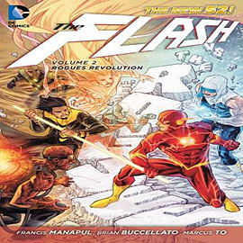 The Flash Volume 2: Rogues Revolution HC (The New 52)Books