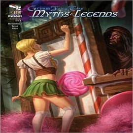 Grimm Myths and Legends: Volume 4Books