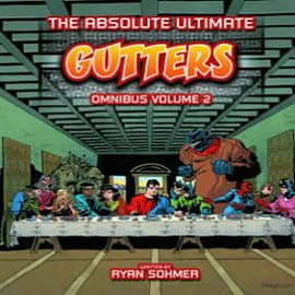 Gutters: The Absolute Ultimate Complete Omnibus: Volume 2Books