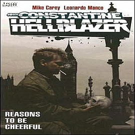 Hellblazer: Reasons to be CheerfulBooks