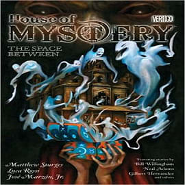 House of Mystery: Volume 3: Space BetweenBooks