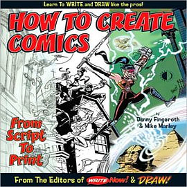 How to Create Comics, from Script to PrintBooks