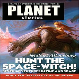 Hunt the Space-witch!: Seven Adventures in Time and SpaceBooks