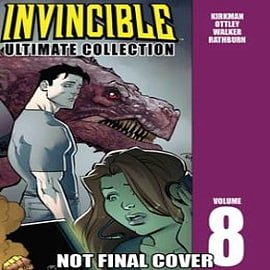 Invincible the Ultimate Collection: Volume 8Books
