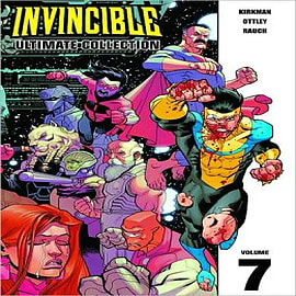 Invincible: The Ultimate Collection: Volume 7Books