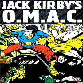 Jack Kirbys Omac: One Man Army CorpsBooks