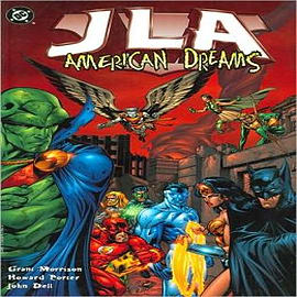 JSA: Vol 02: American DreamsBooks