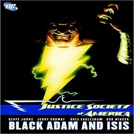 JSA: Vol 05 : Black Adam and IsisBooks