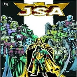 JSA: Volume 5: Stealing ThunderBooks