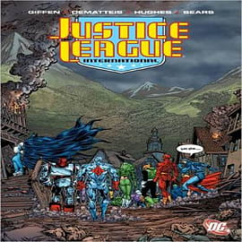 Justice League International: Volume 6Books