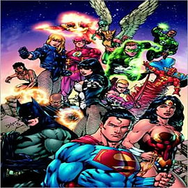 Justice League of America SanctuaryBooks