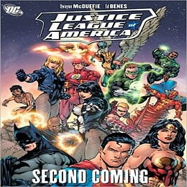 Justice League of America Second ComingBooks