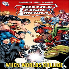 Justice League of America When Worlds CollideBooks