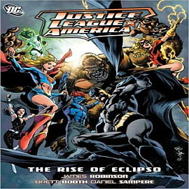 Justice League of America: Rise of EclipsoBooks